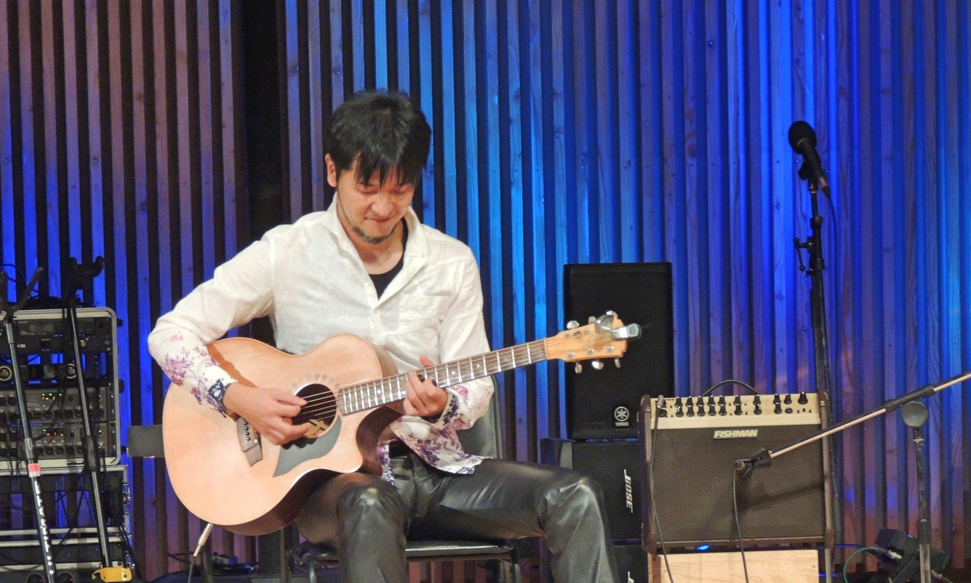 丸山彰一ギター教室